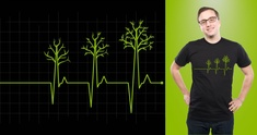 Image representing Plant a tree, revive the forest