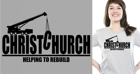 Christchurch - Helping To Rebuild