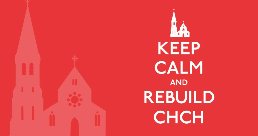 Keep Calm and Rebuild