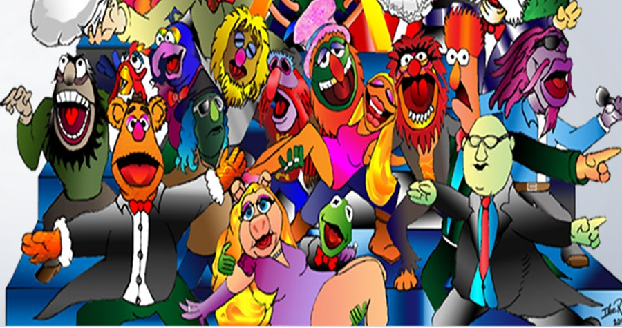 Muppet Dance-O-Rama....Give'em Their Nightlife