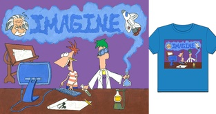 Phineas and Ferb: Imagine the Possibilities