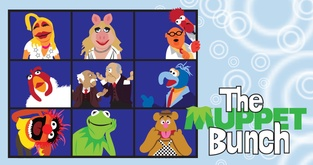 The Muppet Bunch