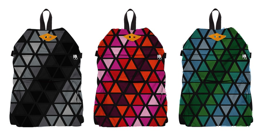 Edgy Backpacks