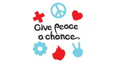 give peace chance