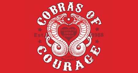 COBRAS OF COURAGE