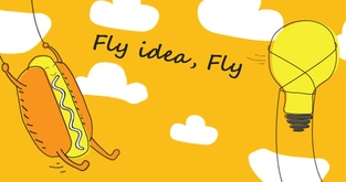 Fly ideas, Fly