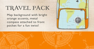 Wordly Travel Pack