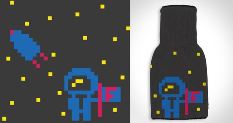 8-bit Space Freak