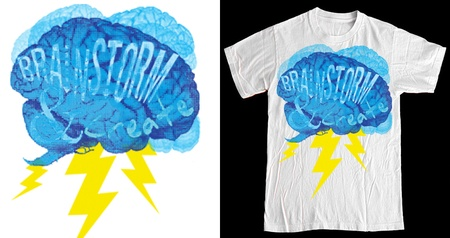 Brainstorm & create