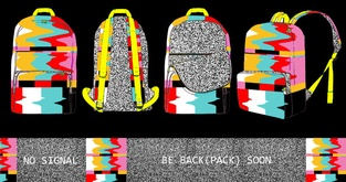 be back(pack) soon - muted version