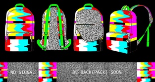 Be Back(pack) Soon