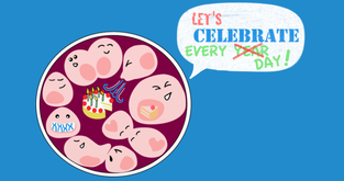 Let's CELL-ebrate!