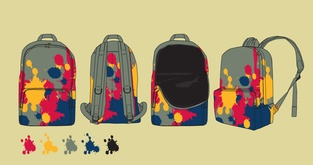 The Artist Backpack