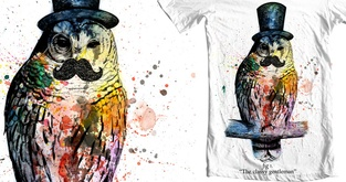 The Gentlemen Owl