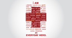 Image representing Everyday Heroes.  Plain and simple.