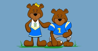 Teddy Bruins