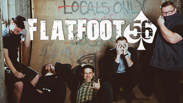 Flatfoot 56 T-Shirt Design Challenge